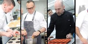 Imagen de Cuatro grandes chefs en Asia