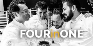 Imagen de Four in One. Cuatro autores para una obra excepcional