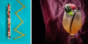 """Imagen de """"Cocktails & Food"""". Cocktails de Javier de las Muelas maridados con recetas de grandes chefs"""