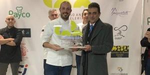 Imagen de Andrés Moreno gana el I Concurso Andaluz de Pastelería Artística