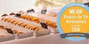 Imagen de Éxito de convocatoria para el Premio a la Mejor Pasta de Té 2018