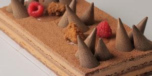 Imagen de Pastel de chocolate Conos de Avilés de Emilio Vidal