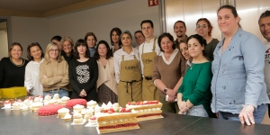 Imagen de Florent Margaillan trae su pastelería súper fresca y crujiente a L'Atelier