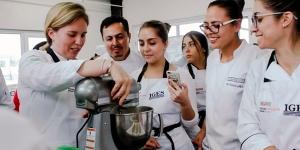 Imagen de La EPGB organiza másters de panadería, bollería y heladería en México