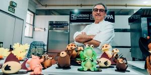 Imagen de Las simpáticas figuras de Pascua de Toni Viñas en ITEPPA