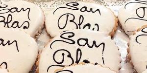 Imagen de Los vizcaínos consumen más de cinco toneladas de tortas y rosquillas en San Blas