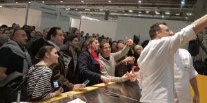 Imagen de Pastas de té, tendencias en heladería y Los Espigas en Intersicop LiveConnect