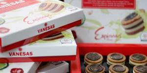 Imagen de Vanesa, la mejor pasta de té de la región de Murcia, ya tiene su propio packaging
