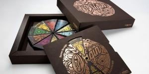 Imagen de La fibra virgen, un packaging vegetal para el chocolate
