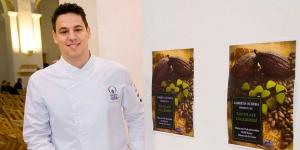 Imagen de Mûrier, el chocolate exclusivo de Alberto Ochera para sus clientes de Algemesí