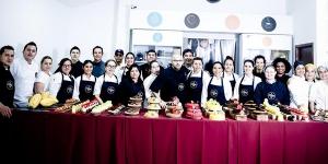 Imagen de Colombia, segunda parada de la extensa gira formativa de Antonio Bachour