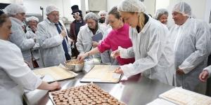 Imagen de Pastelería Ascaso invierte dos millones de euros en su nuevo obrador en Huesca