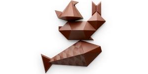 Imagen de El conejo se incorpora a la colección de animales de Chocolat Alain Ducasse | Pascua 2019 (I)