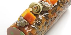 Imagen de Cake de zanahoria y calabaza, naranja y mandarina de Hans Ovando