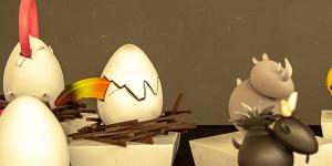 Imagen de La monas de Pascua de autor y con menos azúcar se imponen en Barcelona
