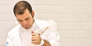 Imagen de Sergi Vela reivindica la vainilla natural en heladería y alta pastelería