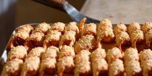 Imagen de Los pasteleros vizcaínos elaboran 5.400 kilos de txirloras para el Día del Padre