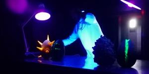 Imagen de ¿Hay vida en otro planeta?, las monas fluorescentes de Alberto Barrero | Pascua 2020 (I)