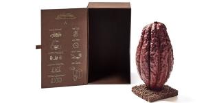 Imagen de Habas de cacao rellenas y casas que se rompen en Casa Cacao | Pascua 2021 (VI)