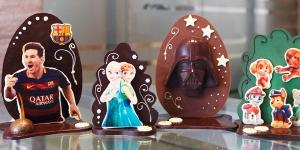 Imagen de Los pasteleros afrontan la Pascua con optimismo en Barcelona