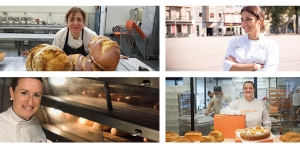 Imagen de Intersicop LIVEConnect revaloriza el papel de las panaderas en SICOP en femenino