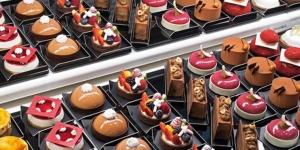 Imagen de 10 vitrinas de pastelería moderna que seducen a la vista y al gusto