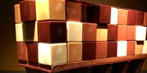 Imagen de ARCHICHOCO. Muebles y edificios de chocolate
