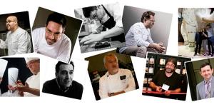Imagen de 10 chefs protagonistas de la pastelería actual