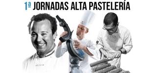 Imagen de Jornadas de Alta Pastelería con Carles Mampel, Martin Diez y Miguel Señoris