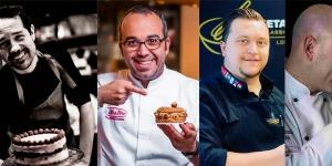 Imagen de Reconocidos pasteleros internacionales en la programación de cursos de Bee Chef Pastry School