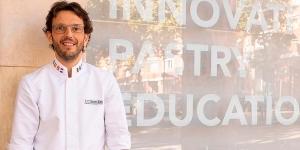 Imagen de Jordi Bordas, galardonado con el Prix Au Chef Pâtissier de la AIG