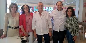 Imagen de La Gloria de Andrés Mármol, la nueva pastelería del chef murciano