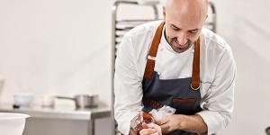 Imagen de La pastelería de autor de Pachi Larrea en la Escuela de Pastelería de Valencia