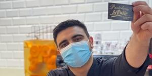 Imagen de Jesús Quirós da un paso más y abre una Pastelería La Rosa en Madrid