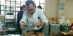 Imagen de Michel Willaume acerca su pastelería de viaje a Palencia