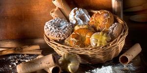 Imagen de Rosquillas de San Isidro en Nunos Pastelería