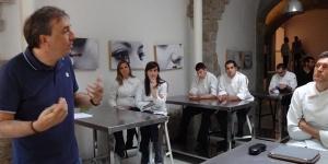 Imagen de La estética en pastelería según Dulcypas