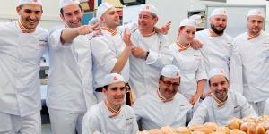 Imagen de Segunda concentración de los Espigas en el Gremio de Panaderos y Pasteleros de Valencia