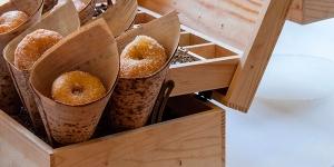 Imagen de Las meriendas dulces de la Escuela de Hostelería Sant Ignasi