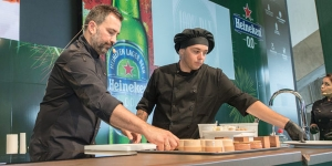 Imagen de Alexis García defiende la pastelería de autor creativa en GastroCanarias