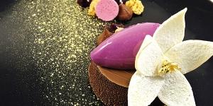 Imagen de Piamonte choco-avellana con cassis y aroma de violeta de Santiago Corral y Leti Otamendi
