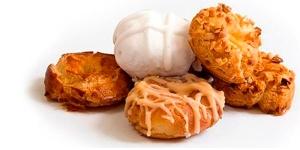 Imagen de Campaña en Madrid para promover el consumo de rosquillas artesanas por San Isidro