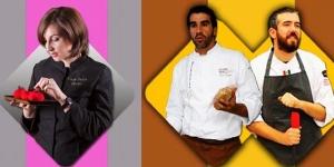 Imagen de Clases de pastelería dulce y salada con Cécile Farkas, Jose Romero y Alberto Barrero en Madrid