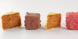 """Imagen de Los baños de chocolate """"crunchy"""" se imponen en pastelería (8 ejemplos)"""