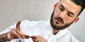 Imagen de Pastelería moderna con Lluc Dalmau en el aula Jordi Bordas