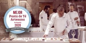 Imagen de Premio Dulcypas Mejor Pasta de Té 2020, 17 ganadoras y una supercampeona