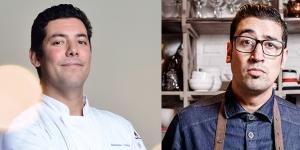 Imagen de Hans Ovando y Seba Lobos impulsan la pastelería chilena en Sweet 4 Chefs