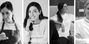 Imagen de Cuatro referentes femeninos de la pastelería de autor que apuestan por el formato mini