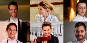 Imagen de Los seis aspirantes que optan al Premio Pastelero Revelación Madrid Fusión
