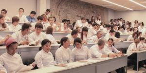 Imagen de Las mujeres, protagonistas en la entrega de diplomas de la EPGB